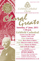 Concert poster; details in text